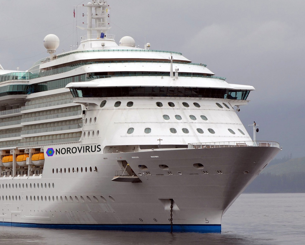 Sea Sickness Gets New Meaning With Norovirus On Cruise Ships